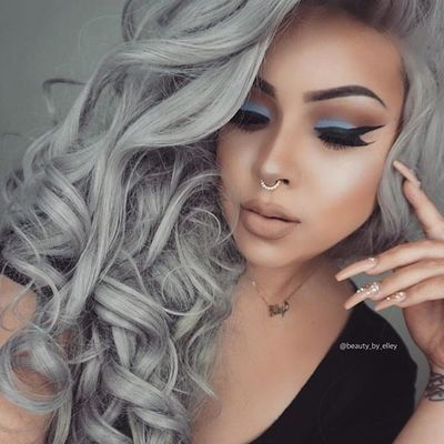 2020 Best Lace Front Wigs 16 Inch Wig Straight Lime Green Full Lace Wig Yellow Wig Human Hair Gray Hair