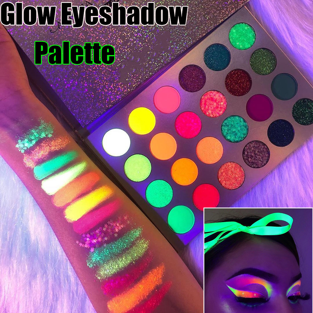 (New Products Limited Time Sale)Euphoria Glow Eye Shadow Palette