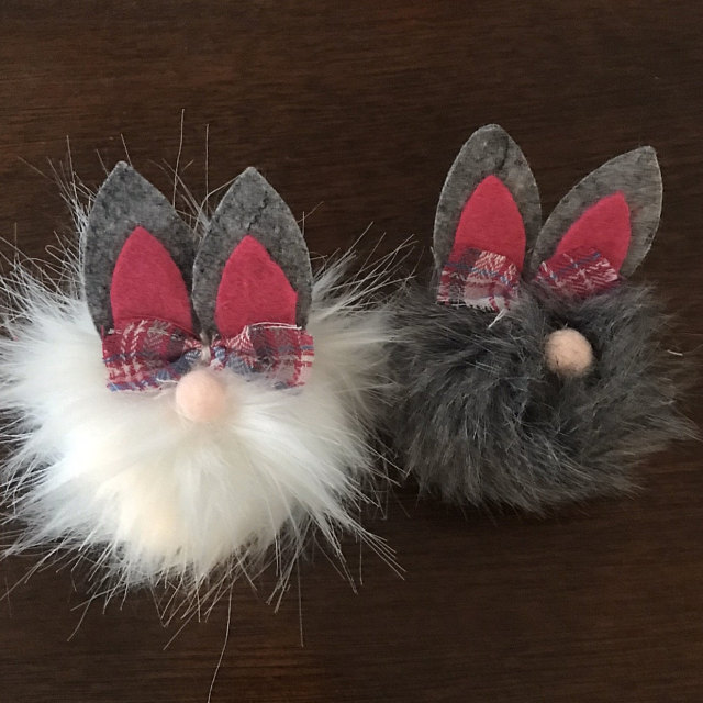 🔥 Easter Pre-Sale🔥50% OFF 🔥Easter balls - cute Easter Decor - Gnome Bunny balls - Easter accents - Easter bunnies - soft, fluffy spring rabbit decor for spring