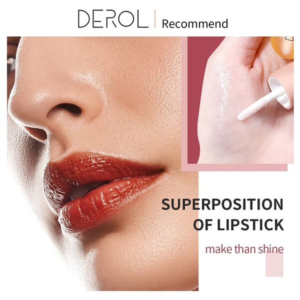 Last day promotion--DEROL Plant Extracts Plumping Lip Serum