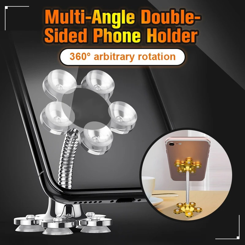💥Early Summer Hot Sale 50% OFF💥Rotatable Multi-Angle Phone Holder & BUY MORE SAVE MORE