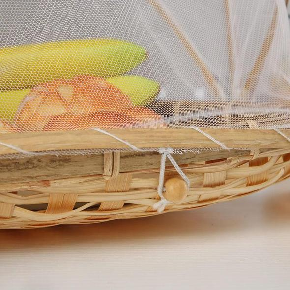 buy 2 Free Shipping-Hand-Woven Food Serving Basket