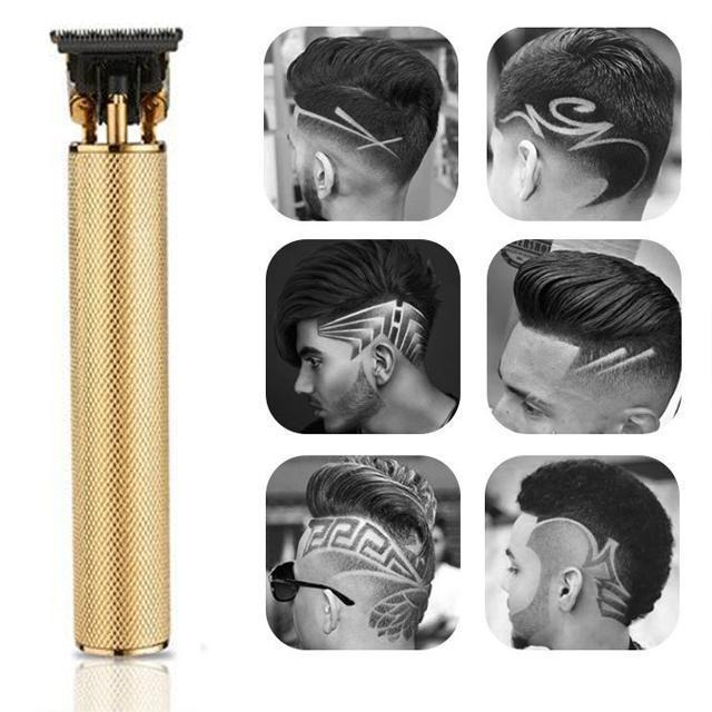 (🎅EARLY XMAS SALE - 50% OFF) Cordless Zero Gapped Hair Clipper, Buy 2 Free Shipping
