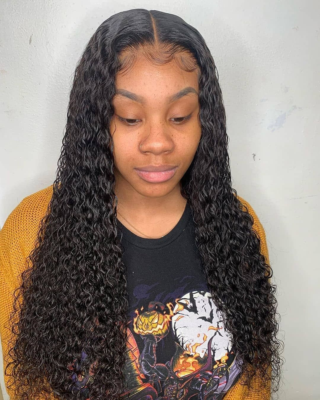 Lace Front Wigs Black Curly Hair Wholesale Cambodian Hair Gray Afro Wigs Lace Tint