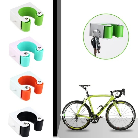 🚴(🔥Hot Summer Sale - 50% OFF) Bicycle Rack Storage - Buy 4 Get Extra 10%OFF
