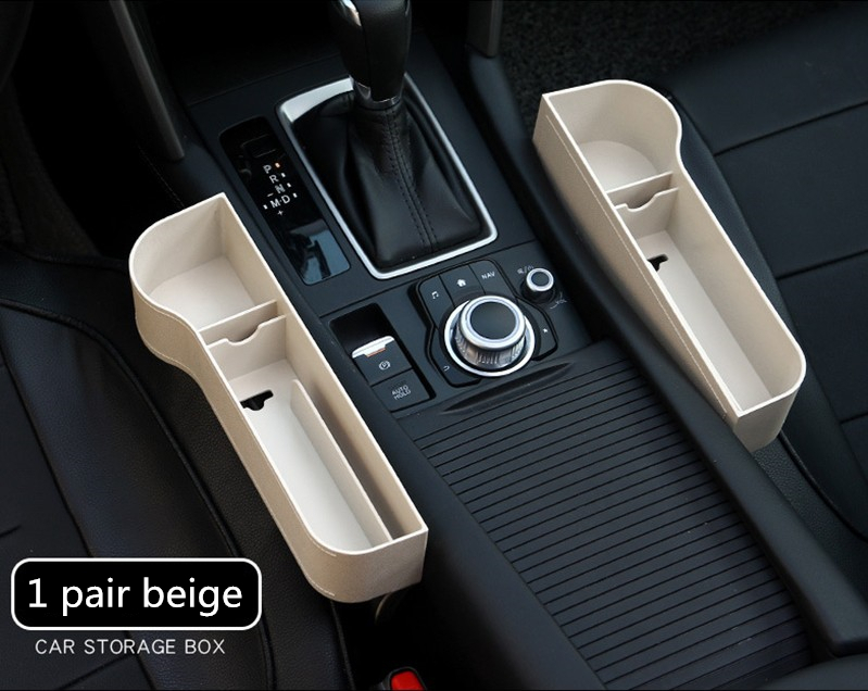Last Day Promotion 50% OFF-2021 NEW Multifunctional Car Seat Organizer from Germany!