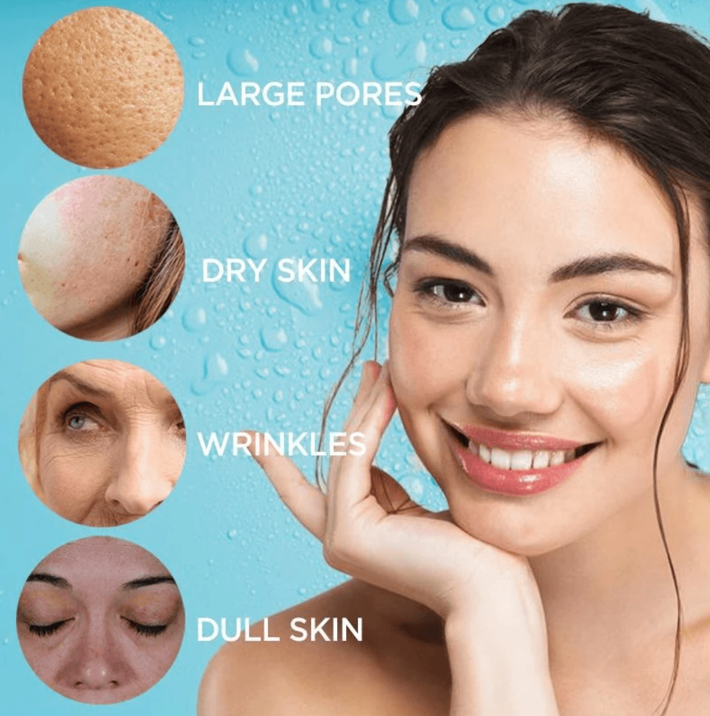 (Mid-Year Promotion)Ice Cream Cooling Body Mask