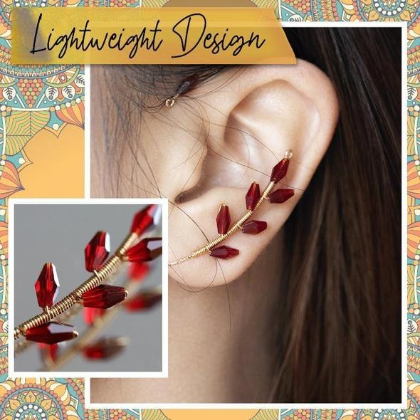 (❤️Mather's Day Flash Sale - 50% OFF) Vintage Ear Cuff Earrings & Buy 2 Get Extra 10% OFF