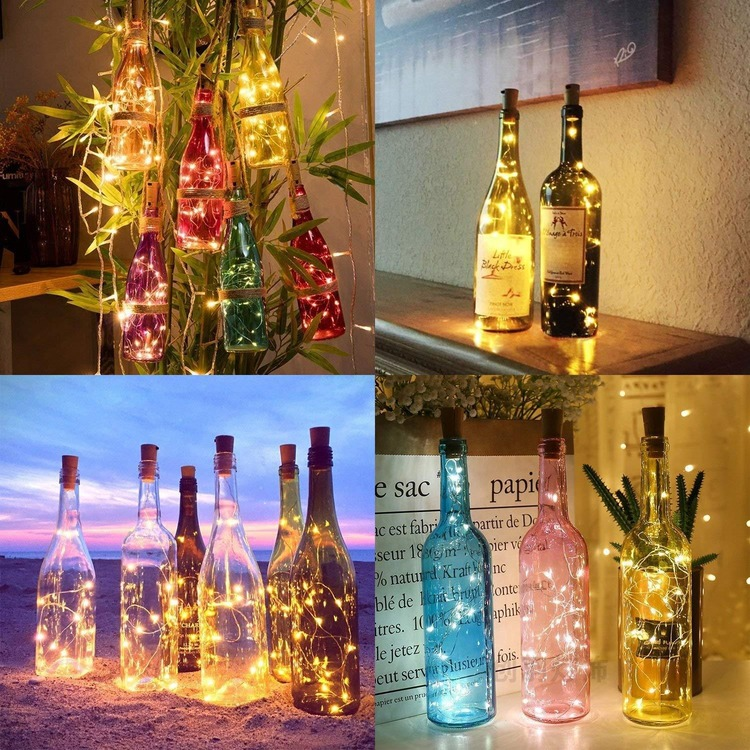 🌲Early Christmas Hot Sale 50% OFF🌲-DIY Bottle Lights( Battery Included - Replaceable )