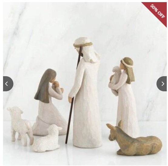 Willow Tree Nativity Collection Set