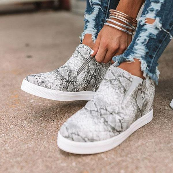 Faddishshoes 2020 Hot Sale Wedge  Sneakers (Ship in 24 Hours)