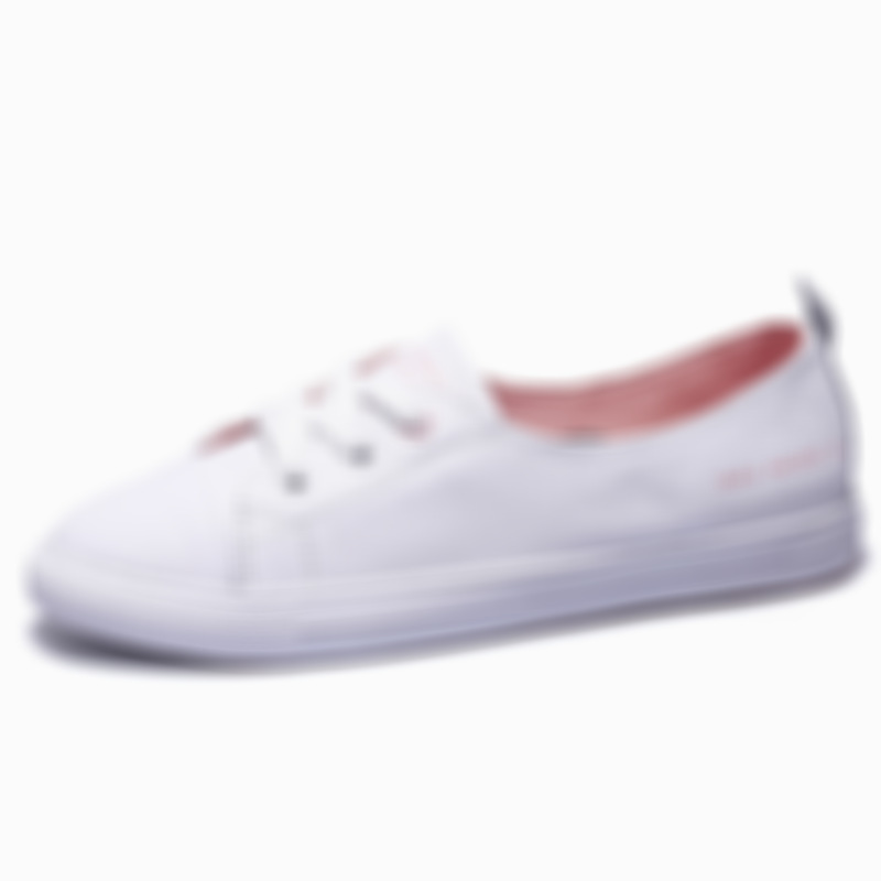 Women's Genuine Leather Sneakers Women Casual Fashionable Sports Shoes Vulcanized Woman Summer Flat Shoe Ladies White Lacing 40