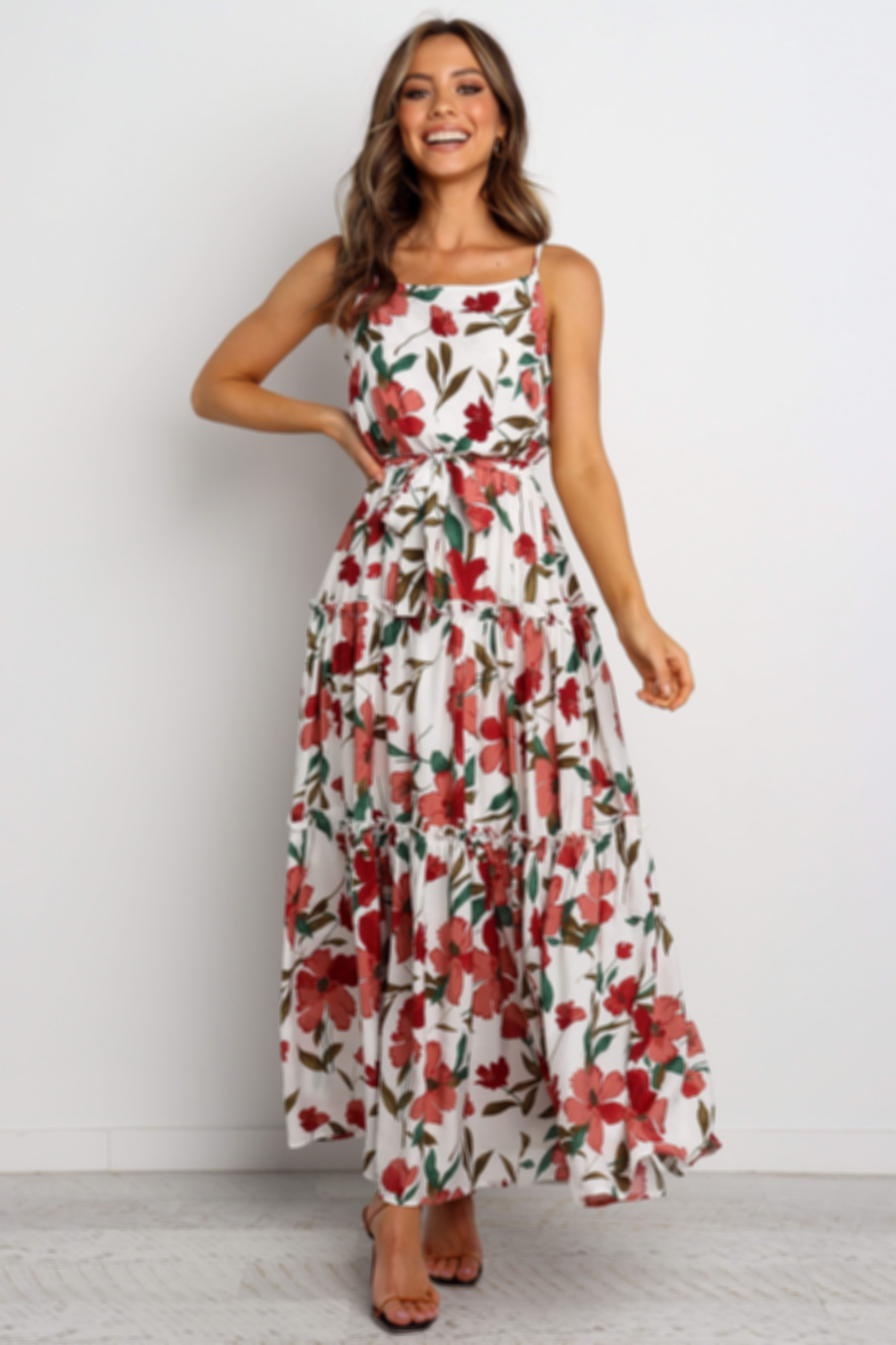 Printed Dresses Floral Dresses Summer Dresses Yellow Formal Dresses Long Ajrakh Dresses Hawaiian Outfits Free Shipping