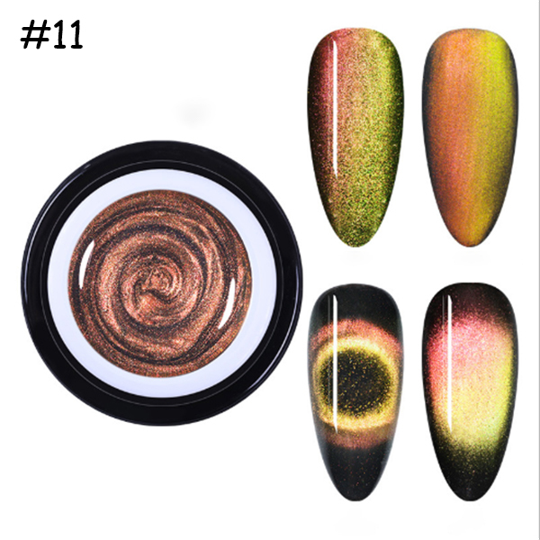 """【Last Day Promotion & On-Time Delivery】Born Pretty """"9D"""" Cat Eye Nail Gel Magnetic"""
