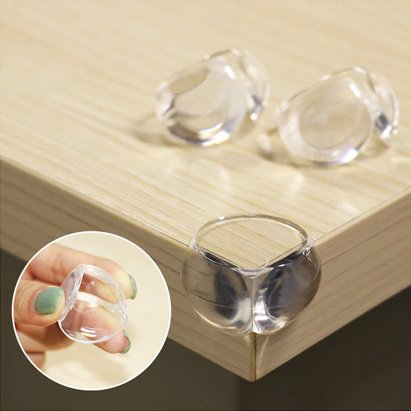 (🔥Clearance Sale - 65% OFF) Thick Silicone Table Corner Protector ,10 PCS