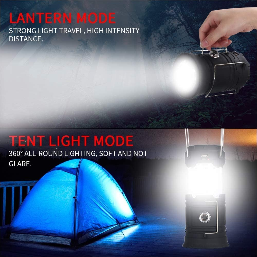 Adventurer 3-in-1 Camping Light (Save up to $49🔥🔥🔥)