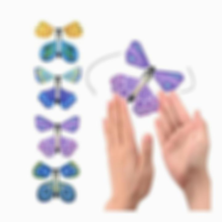 (Buy more save more)Magic butterfly