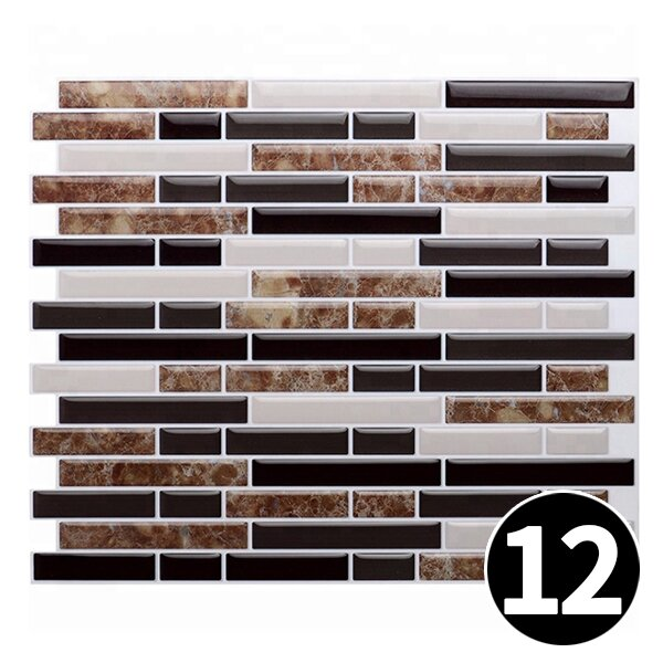 🔥Buy 10 Get 38 Free🔥 Creative Home Beautification 3D Tile Stickers