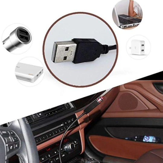 (🎅EARLY XMAS SALE - 50% OFF) Car and Home Ceiling Romantic USB Night Light
