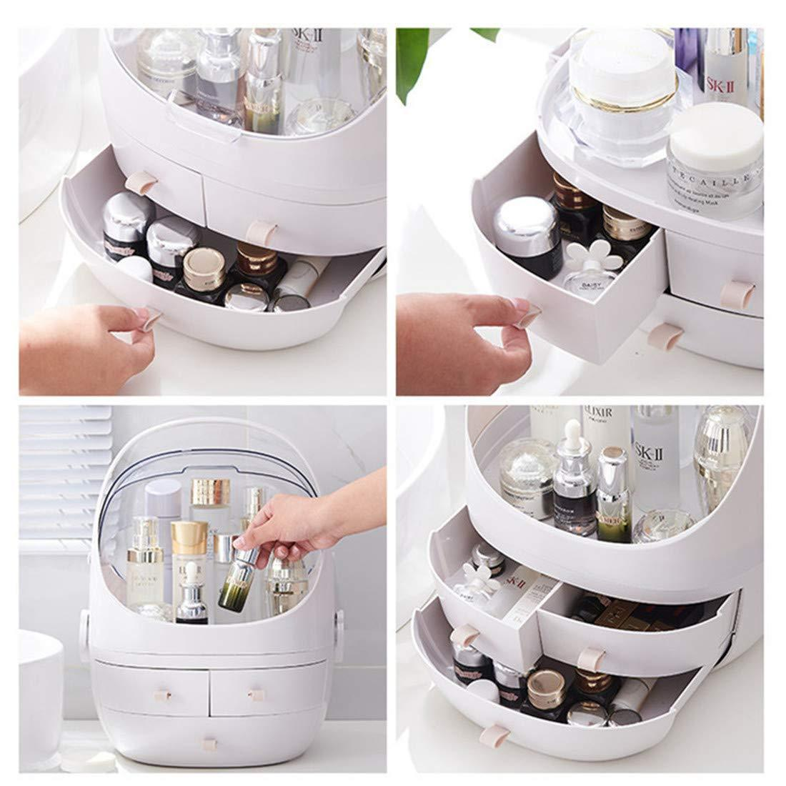 (Hot Selling)Large-Capacity Portable Cosmetic Storage Box