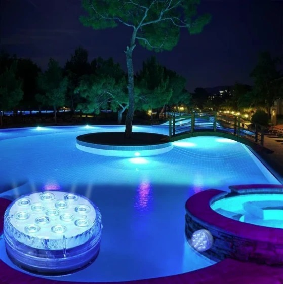 (❤️Mother's Day Flash Sale - 50% OFF) Submersible LED Pool Lights