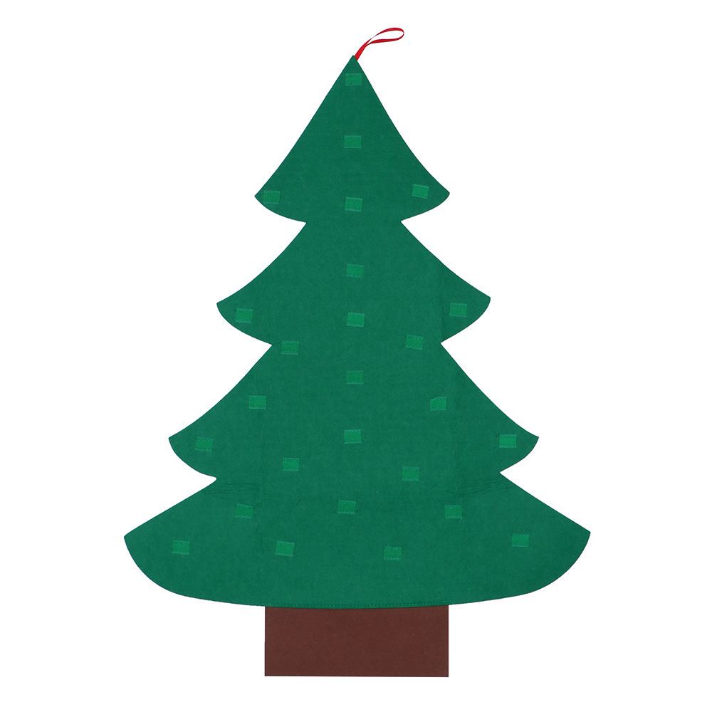 (🎄Early Christmas Sale🎄- Save 50% OFF)Kids DIY Felt Christmas Tree-2021 New Arrival( Buy 2 Free Shipping )