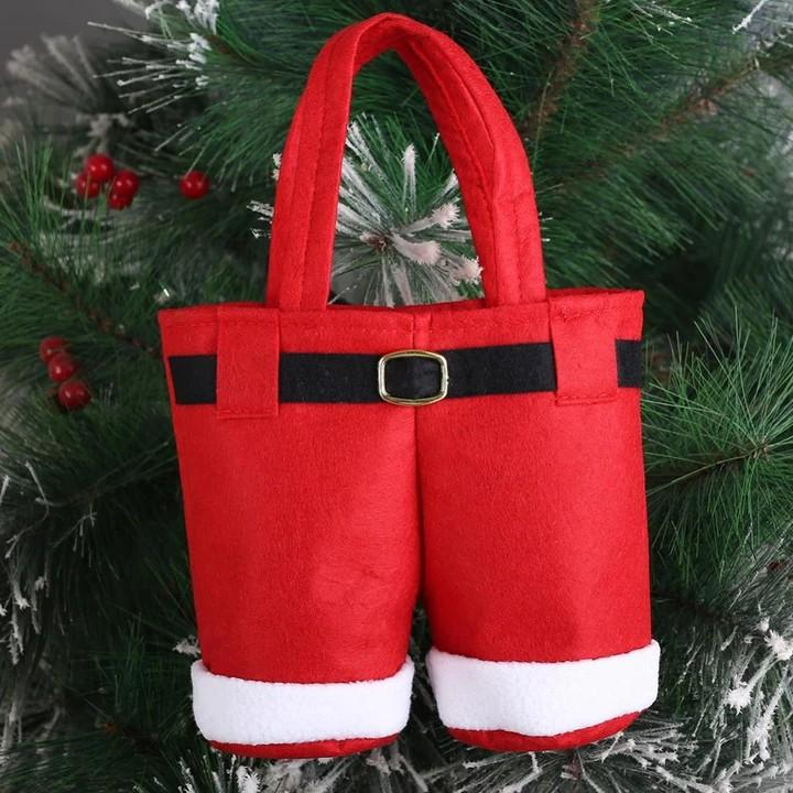 (🎄Early Christmas Sale🎄- Save 50% OFF)An interesting way of gift wrapping - Pants Gift Bag!!