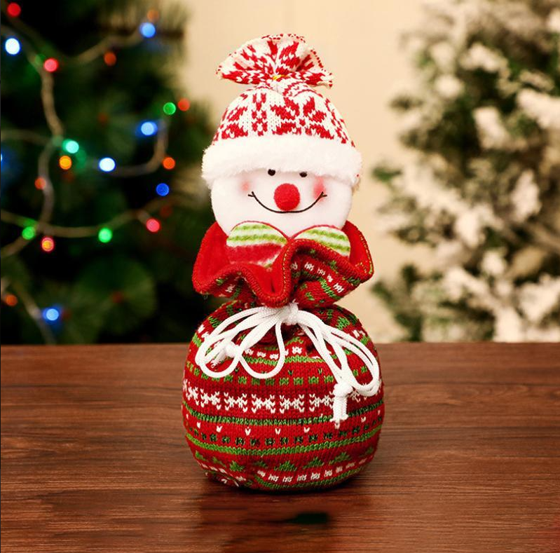 (🎄Early Christmas Sale NOW-50% OFF) Christmas Gift Doll Bags (BUY 4 GET EXTRA 10% OFF)