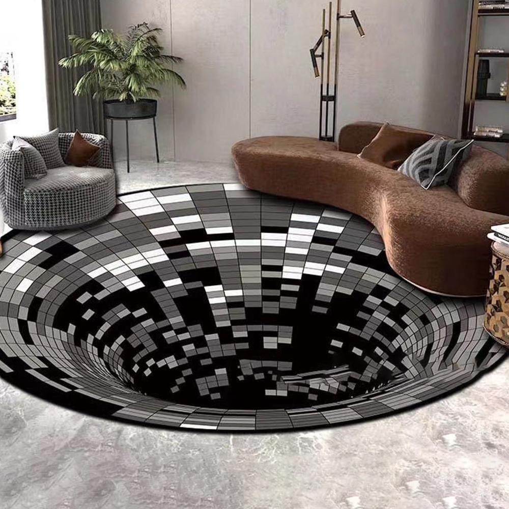 Today's 50% Off - Home Decoration 3D Vision Illusion Carpet