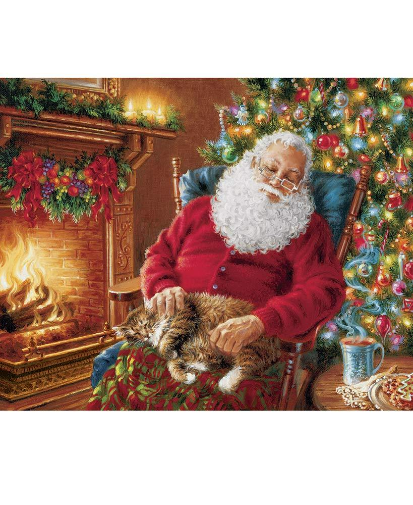 1,000-Pc. Christmas Puzzles