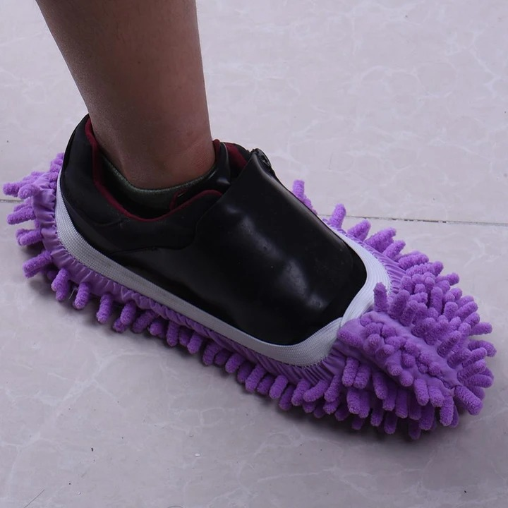 FunClean Mop Slippers (2 Pieces/Set)🔥 Buy 4 Get 3 Free&Free Shipping!🔥