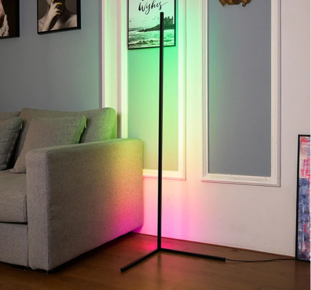 RGB Color Changing LED Floor Lamp