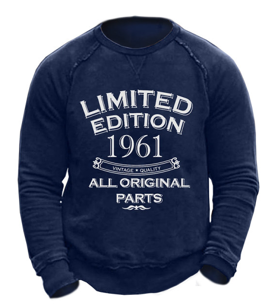 Men's 1961 Limited Edition Printed Tactical Sweatshirt