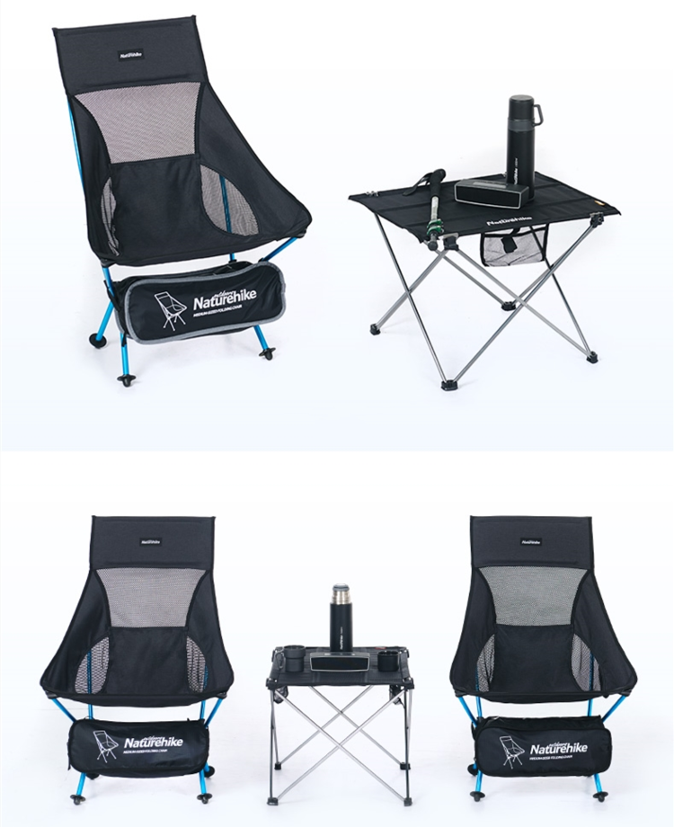 [2020 NEW]Free Shipping Worldwide-Recliner Luxury Camping Chair