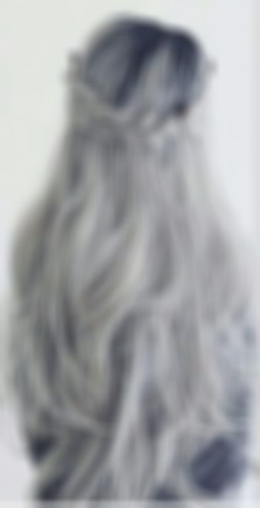 Lace Frontal Wigs For Women Gray Wigs Silver Grey Highlights 18In Hair Extensions