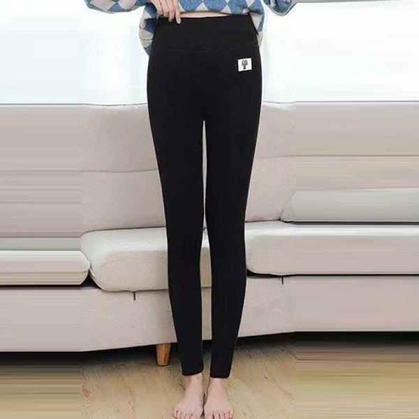 Temptlife Thick Slim  Leggings Pants (Thicken without velvet)