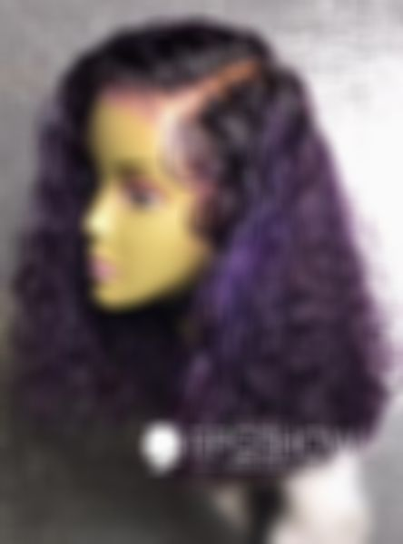 2021 Curly Wigs Lace Front Wigs Long Curly Wigs With Bangs Human Hair Braided Lace Wigs