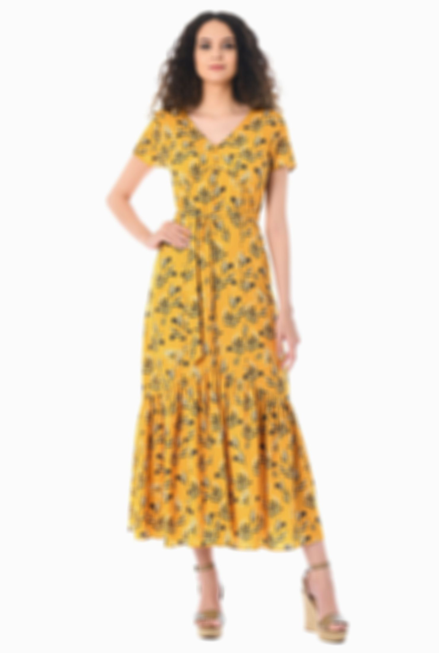 Printed Dresses Floral Dresses Summer Dresses Petite Formal Dresses & Gowns Plus Size Elegant Evening Gowns Gown Dress Free Shipping