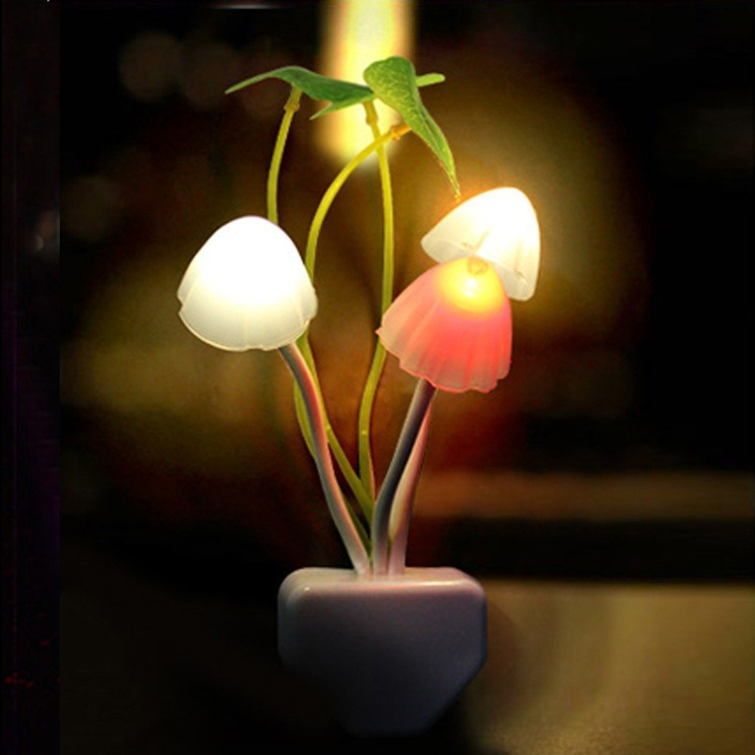 ✨🍄New Year's Pre-Sale-Save 50% Off🍄✨Light Control Night Light, Buy More Save More