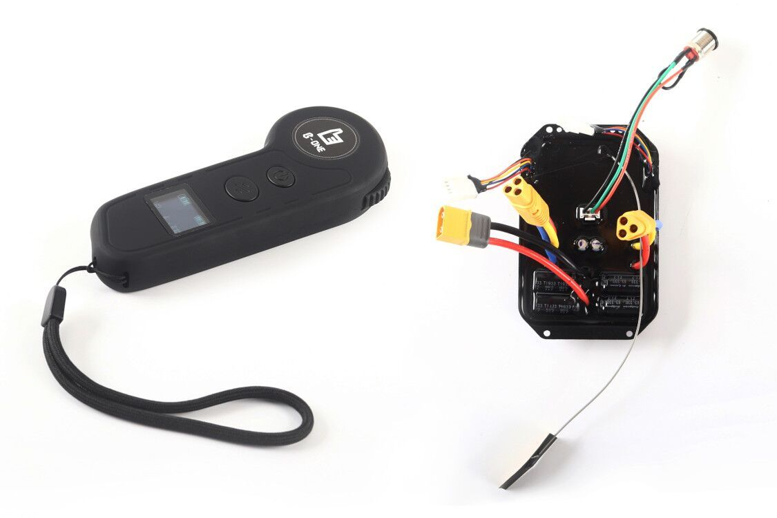 Off Road Electric Skateboard ESC For B-ONE Bamboo AT