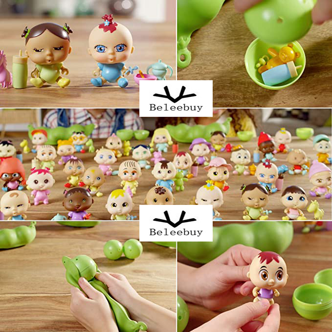 ✨Clearance Sale✨ - Pea pod baby surprise toy