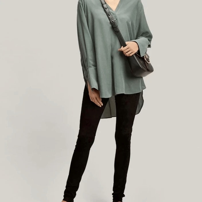 HERIN FASHION - Warm Super thick cashmere wool leggings