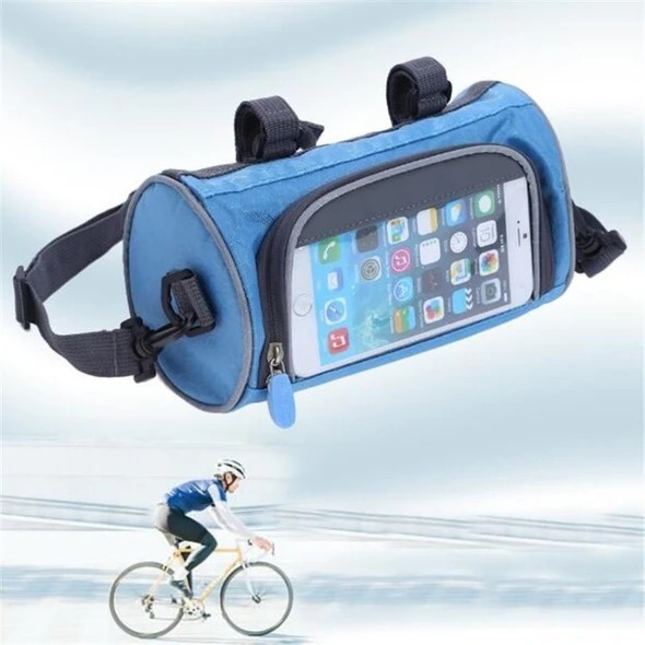 💥Early Summer Hot Sale 50% OFF💥 Multifunctional Touch Screen Riding Bag