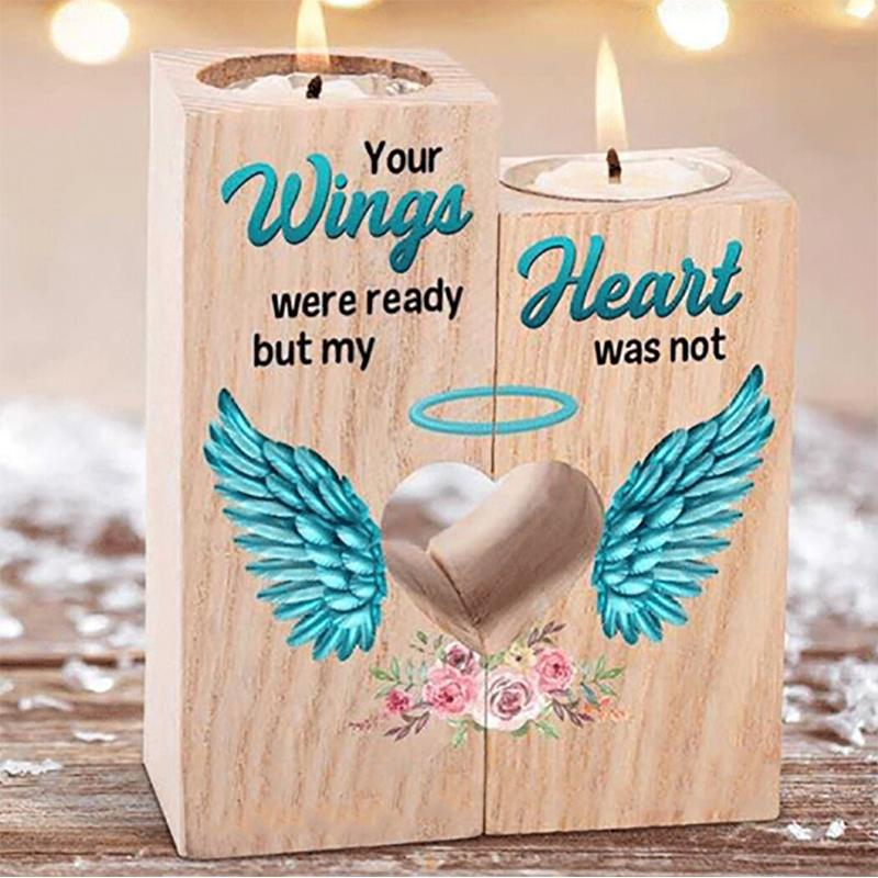 Flash sale  Wooden Candle Holder (16 styles)