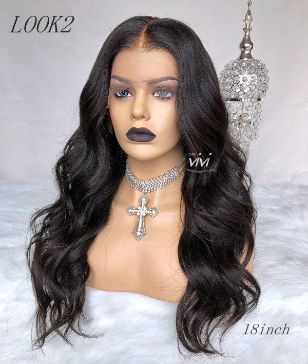 Lace Front Wigs Black Curly Hair Yonna Hair Blond Human Hair Wigs Bundle Deals With Closure
