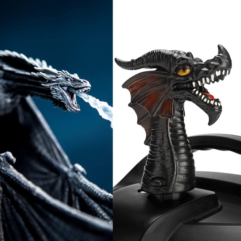 🔥Early Summer Hot Sale 50% OFF🔥 Fire-breathing Dragon Steam Release Accessory-BUY 2 GET 1 FREE