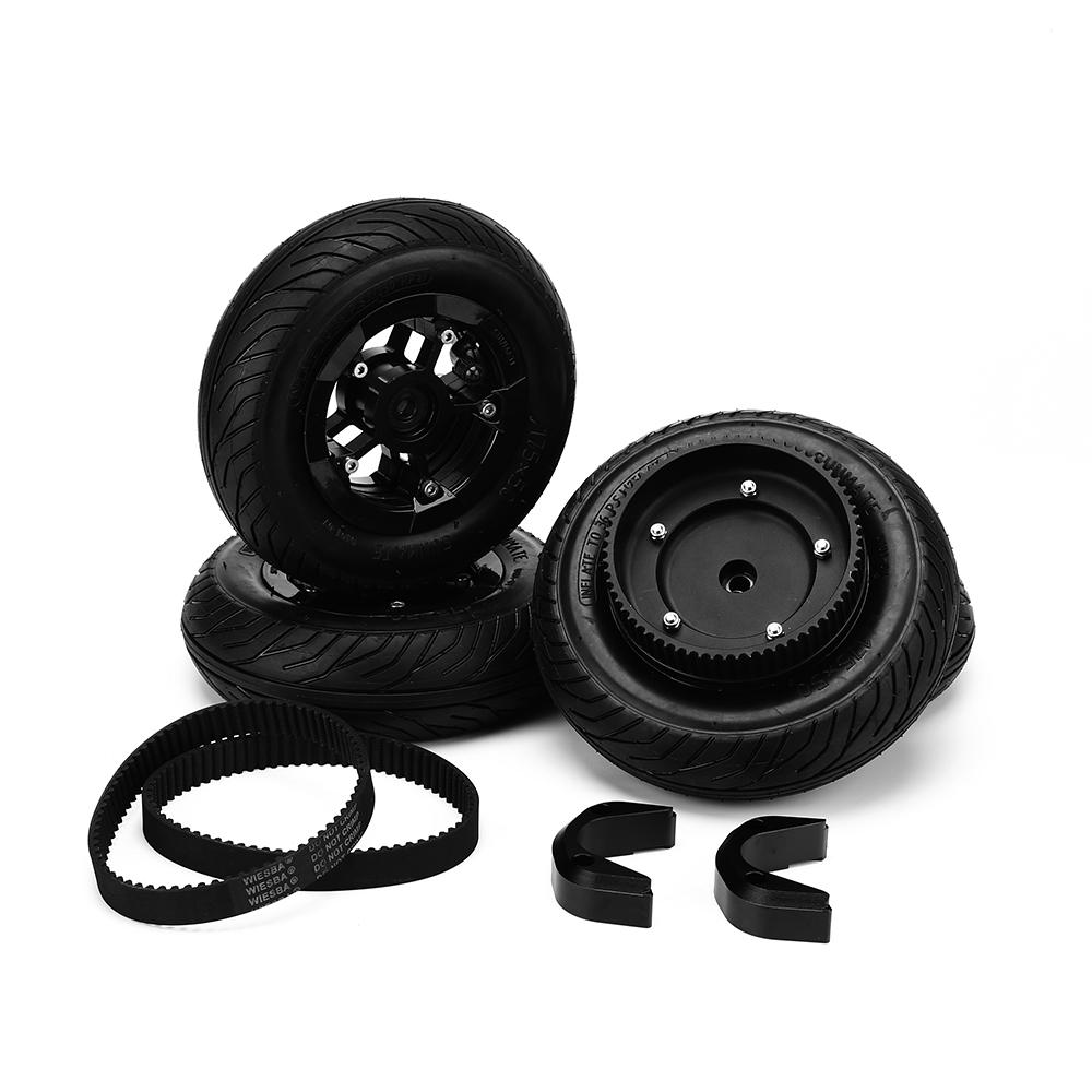 7'' All Terrain Inflatable Tires Kits