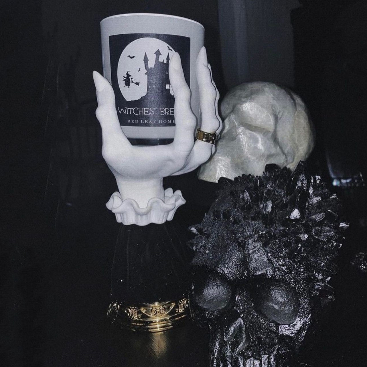 Witch Hand Pedestal (stock is limited and is about to sell out)