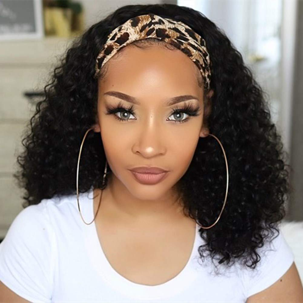 New arrival 🔥Water Wave Headband Wig in 18 inches