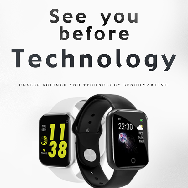 Promotion 50% OFF-Smart Watch(The Best Gift)